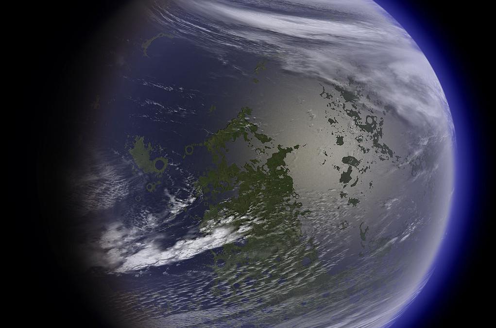 Terraformowanie Księżyca